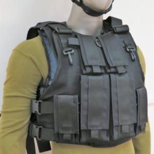 floating bulletproof vest tmil systems